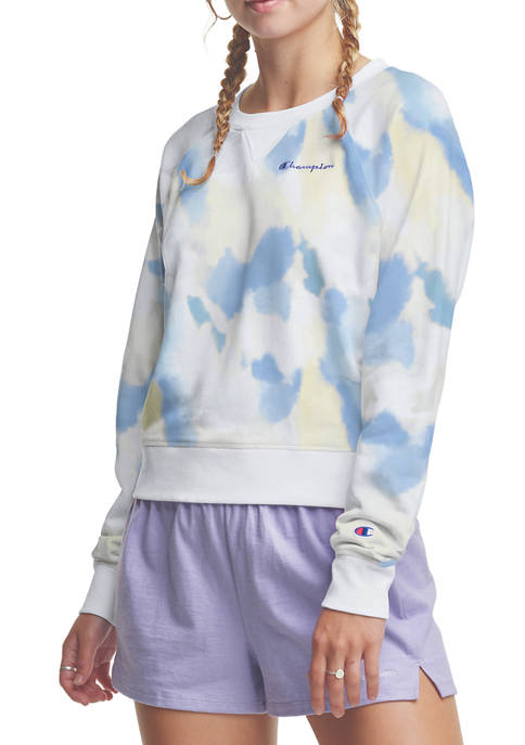 Campus French Terry Crew Pullover