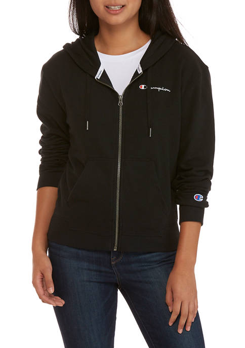 Campus French Terry Zip Hoodie