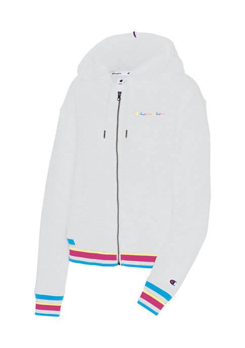 Campus French Terrry Zip Hoodie