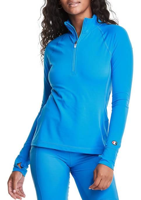 Absolute Half Zip Pullover