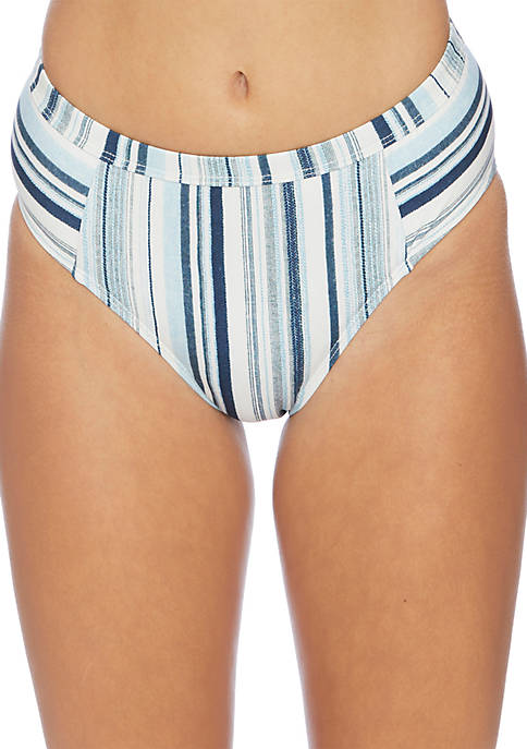 Splendid Line of Sigh High Waist Swim Bottoms