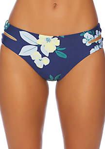 Splendid Keyhole Swimsuit Bikini Bottoms