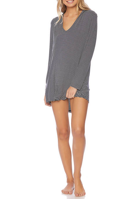 Splendid Soft Sweet Pullover Swim Cover Up
