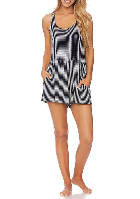 Splendid Soft Sweet Romper Swim Cover Up