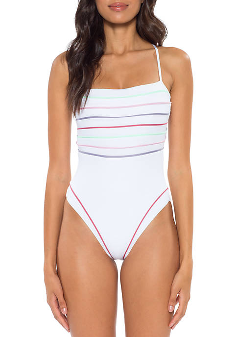 Total Eclipse Maillot One Piece Swimsuit
