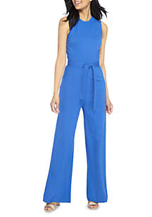 THE LIMITED Dalia Crew Neck Jumpsuit