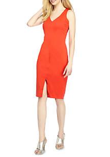THE LIMITED Taylor V Neck Sheath Dress