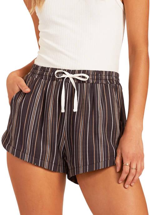 Billabong Yarn Dyed Stripe Shorts