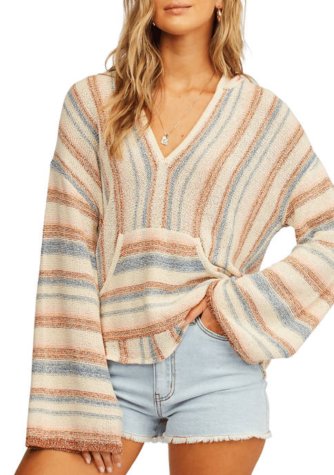 Cozy Hooded Pullover