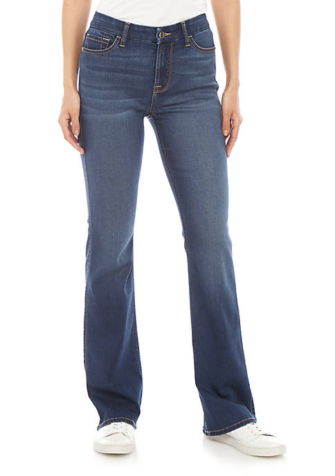 JEN7 by 7 For All Mankind Slim Bootcut