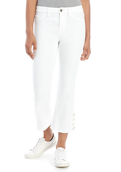 JEN7 by 7 For All Mankind Cropped Bootcut