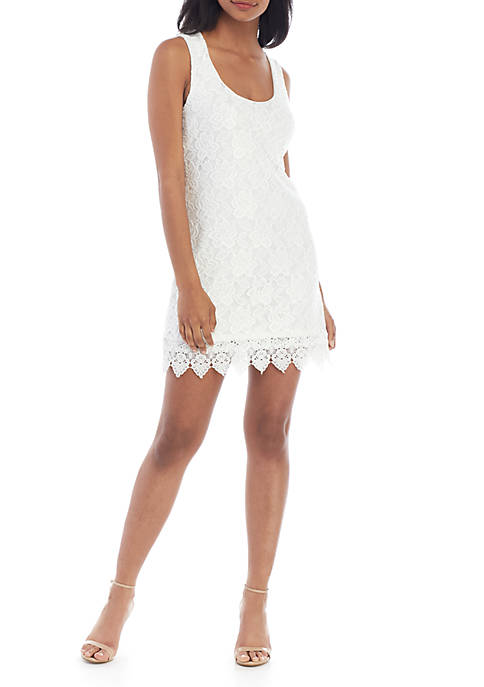 Grow With It Lace Dress