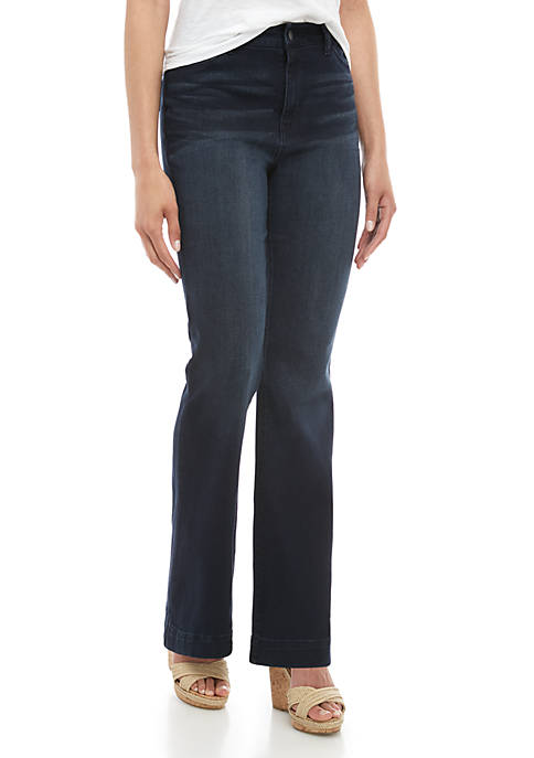 Kaari Blue™ High Rise 5 Pocket Flare Jeans