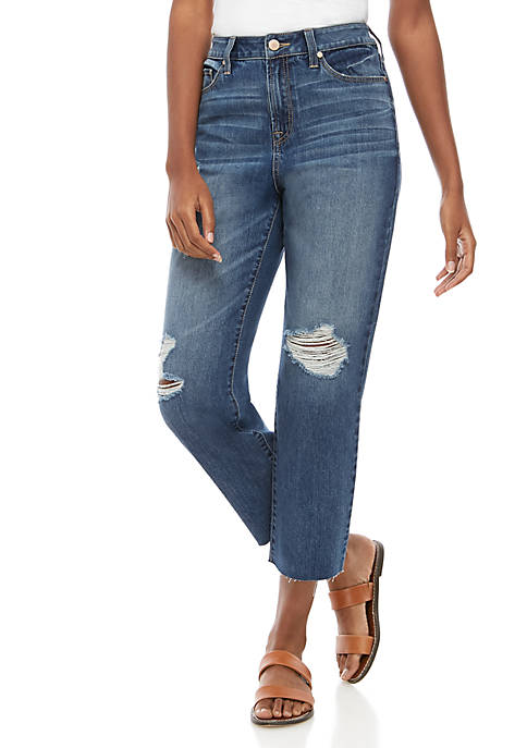 Kaari Blue™ Straight Leg Denim Jeans