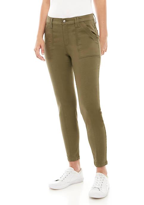 Womens Utility Pants