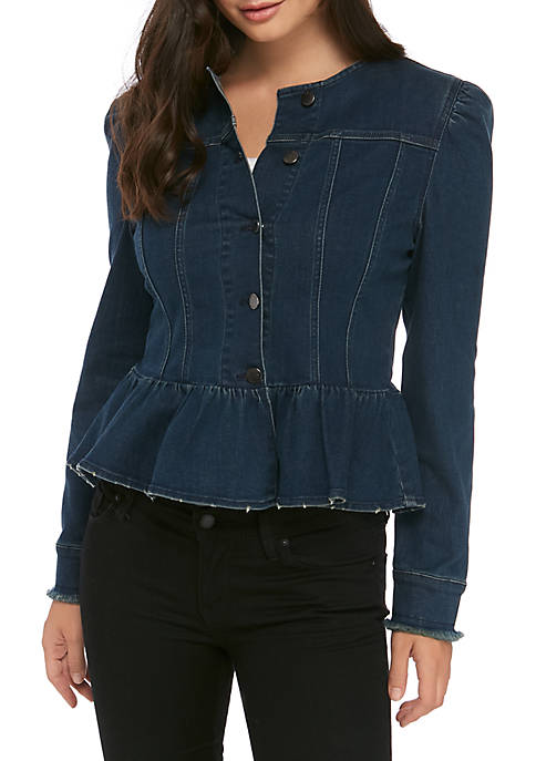 Kaari Blue™ Womens Denim Jacket