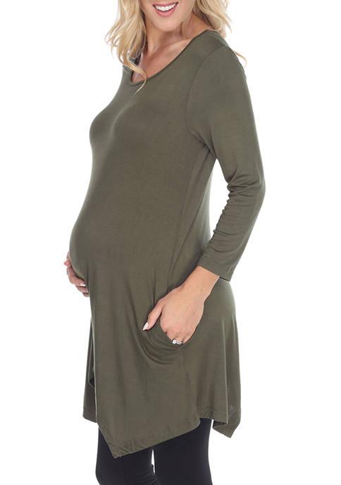 Maternity Kayla Tunic