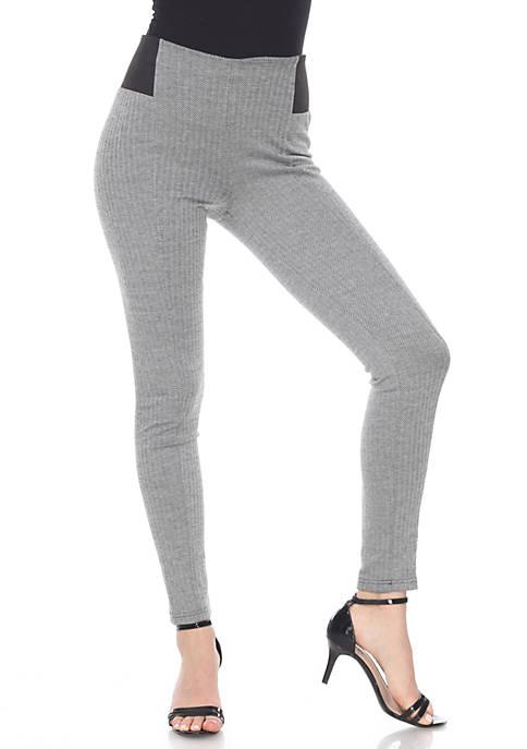 Jacquard Slim Pants