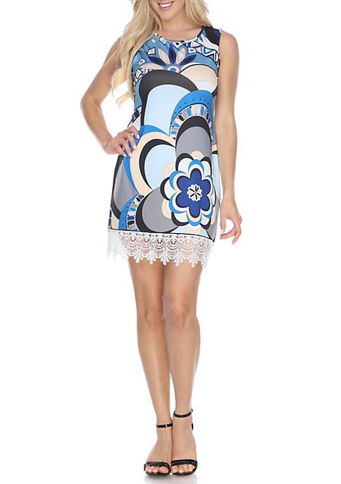 White Mark Mireya Dress