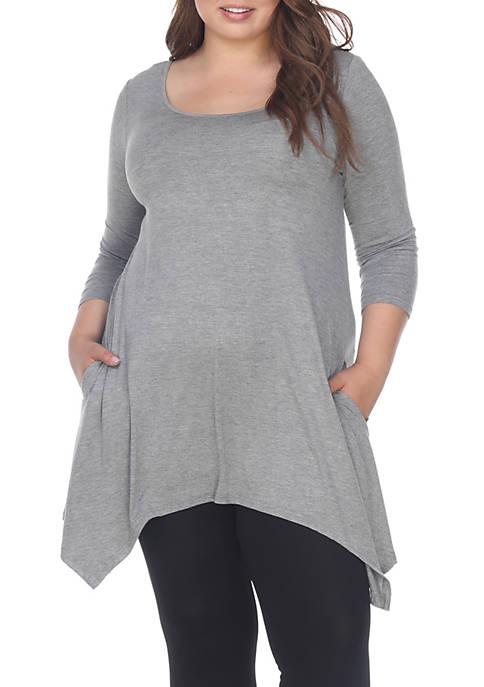 Plus Size Makayla Tunic