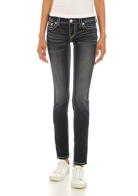 Stella Sky Big Stitch Jeans
