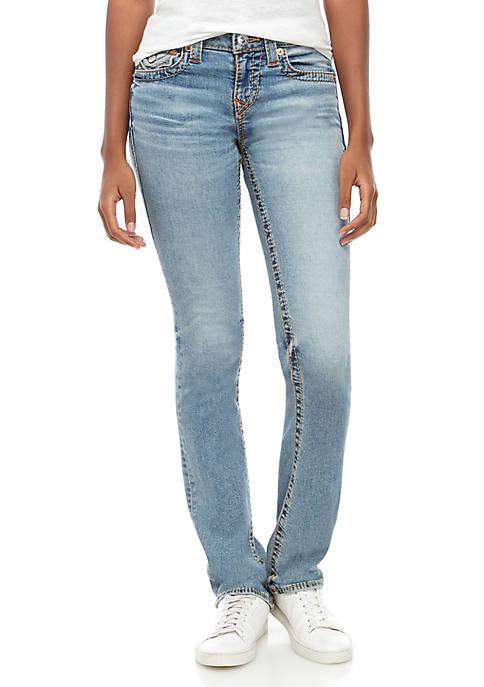 Halle Big T Skinny Jeans