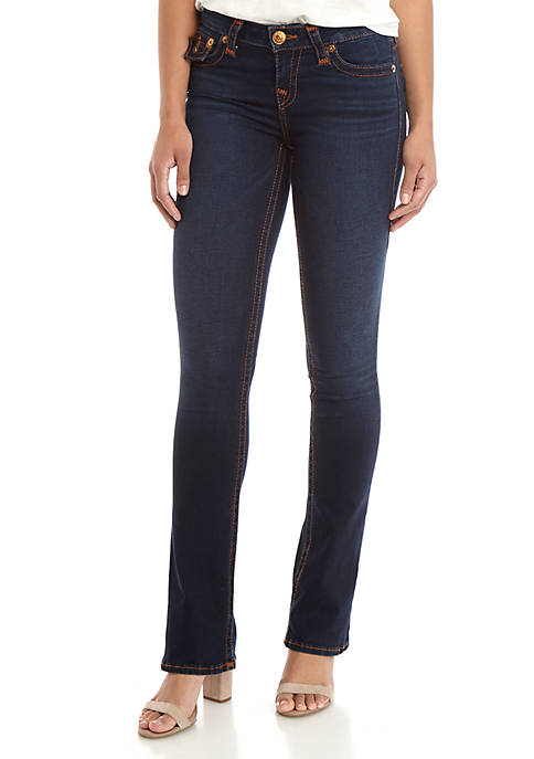Womens Bella Bootcut Flare Jeans