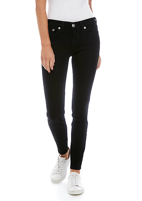 Womens Halle No Stretch Skinny Jeans
