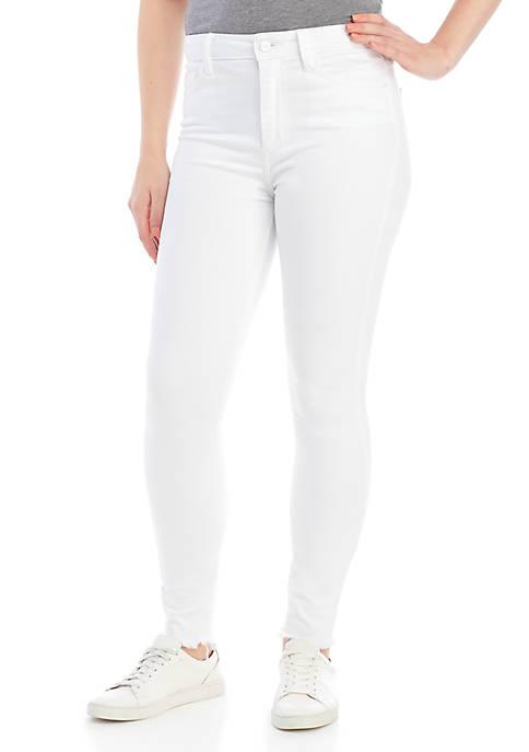 Stiletto High Rise Skinny Jeans
