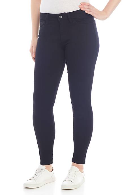 Sam Edelman Mid Rise Ankle Skinny Jeans