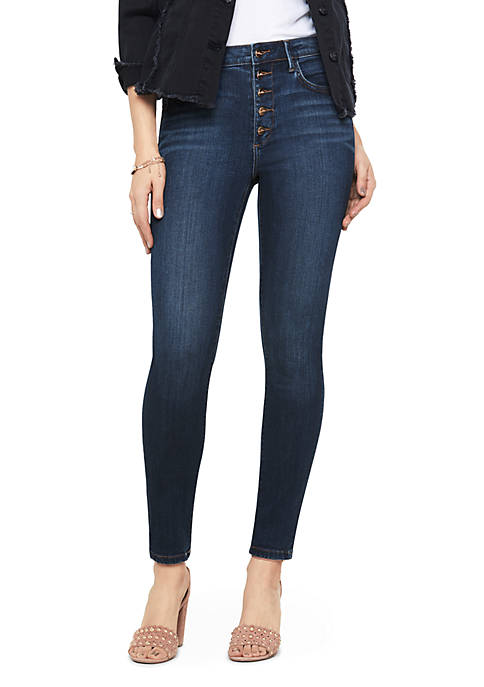 Stiletto Ankle Length Skinny Fit Jeans