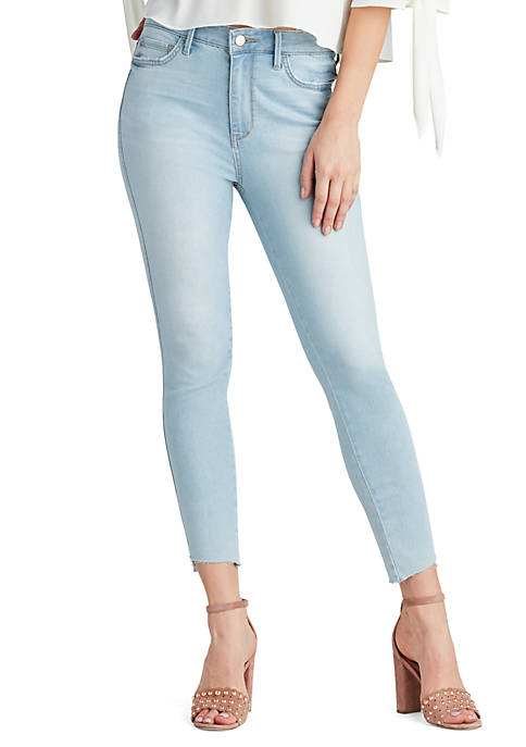 Sam Edelman Denim Stiletto High Rise Skinny Ankle