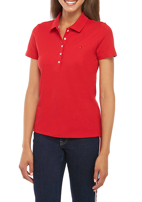 5 Button Polo Shirt