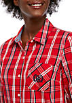 Womens Prodigy Roll Tab Shirt