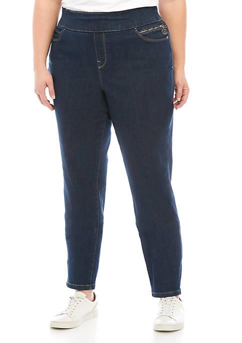 Plus Size Gramercy Jeans
