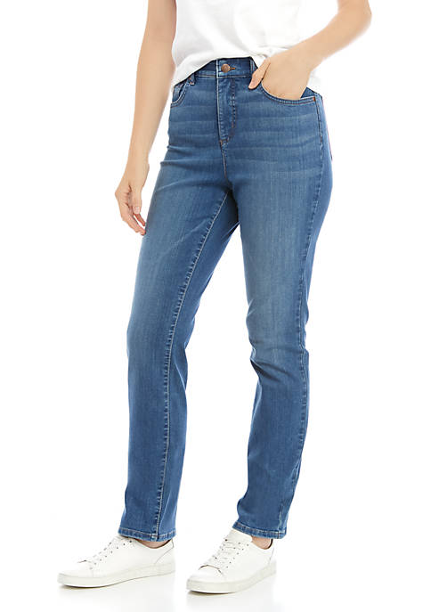 Womens 5 Pocket Denim Jeans - Average