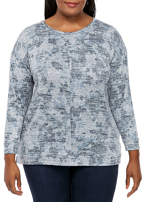 New Directions® Plus Size Essential Studio Endless Printed
