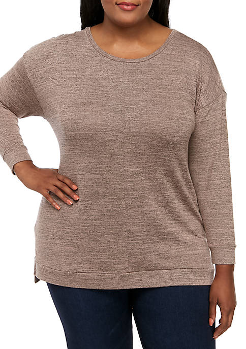 New Directions® Plus Size Essential Studio Endless Knit
