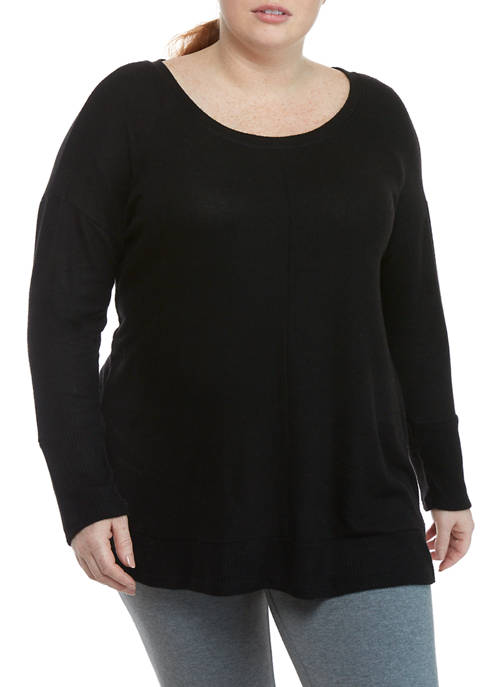 New Directions® Plus Size Studio Long Sleeve Front