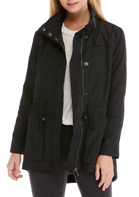 New Directions® Studio Womens Anorak Jacket