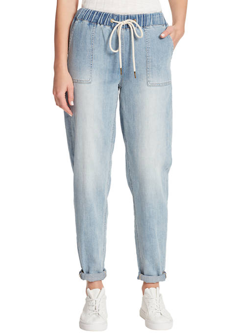 Womens Romi Denim Trooper Jeans