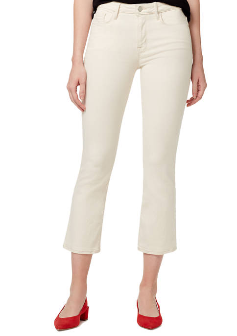 Womens Connector Kick Crop Jeans