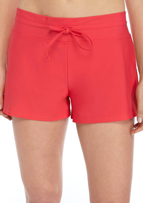 Loose Fit Swim Shorts