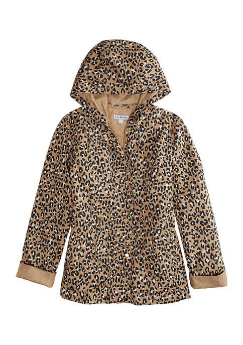 Kim Rogers® Womens Anorak Printed Jacket