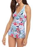 Bouquet Sway Swim Dress