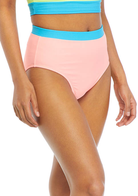 Cabana by Crown & Ivy™ Ribbed Color Block