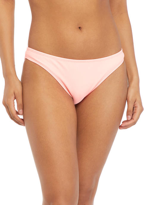 Cabana by Crown & Ivy™ Crinkle Ribbed Hipster