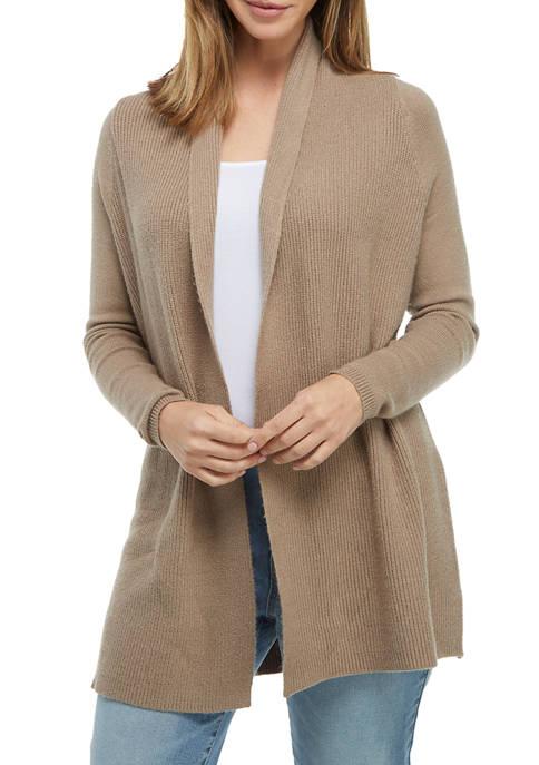 Womens Basic Cardigan