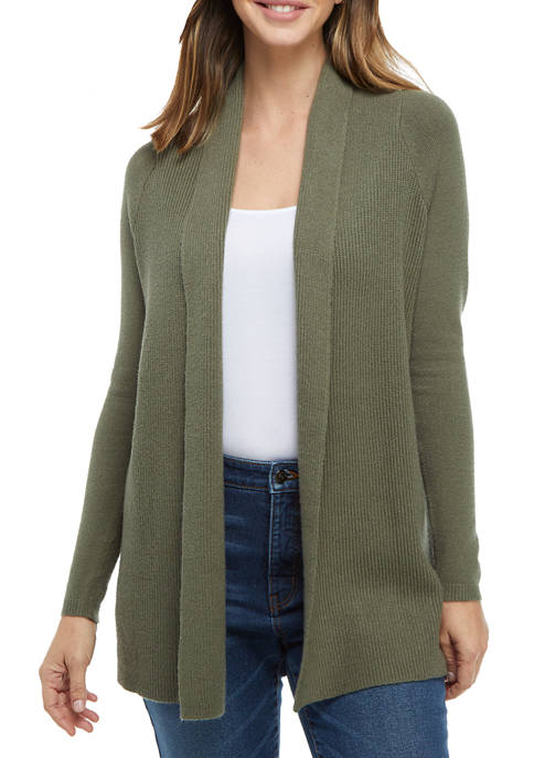 Adyson Parker Womens Basic Cardigan