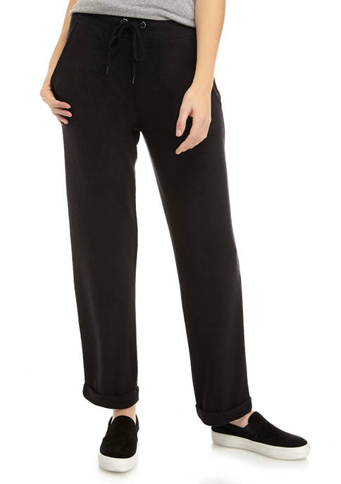 AP by Adyson Parker Womens Tie Waist Pants